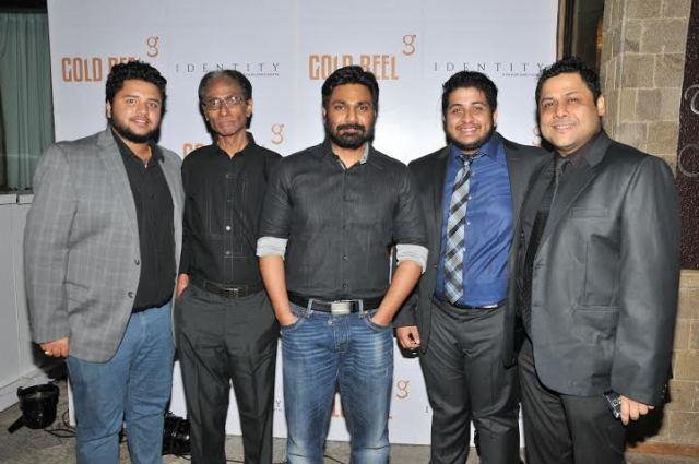 Anirban Aditya, Mithoon, Ankit Aditya, & Shamaun Ahmed