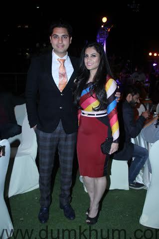 Ayush Mehra & Sonal Jindal
