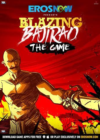 Blazing Bajirao The Game