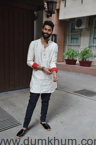 Designer Kunal Rawa