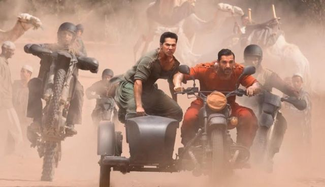 Dishoom First Look