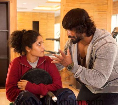 How Ritika Singh bagged the lead role in 'Saala Khadoos'.
