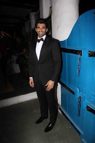 How dapper does Aditya Roy Kapur look in a tux!
