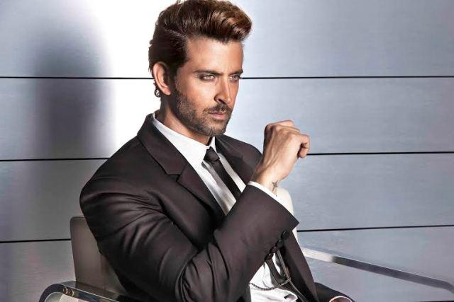 Hrithik Roshan- suit profile