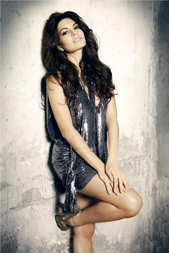 Jacqueline Fernandez-- black