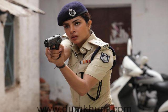 Jai Gangaajal Prepared Priyanka Chopra For Quantico!-
