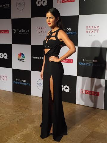 Katrina Kaif slays at GQ Fashion Nights-