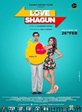 Anuj Sachdeva's Shubh Mahurat is here – Love Shagun Poster out now!