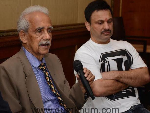 Mr SK Urval and Vikrant Urval
