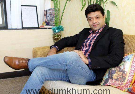 Mr. Neeraj Vyas, Sr. EVP and Business Head, MAX, MIX and MAX 2 -