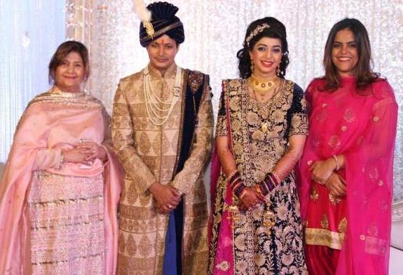 Nandans wedding - Mrs. Ghai & Meghana