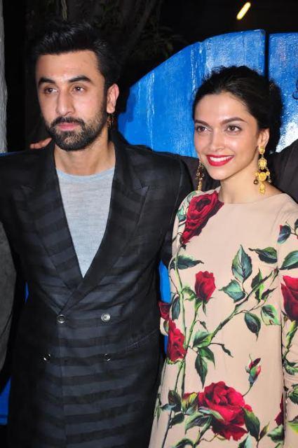 Ranbir – Deepika's impromptu party to celebrate Tamasha's success--