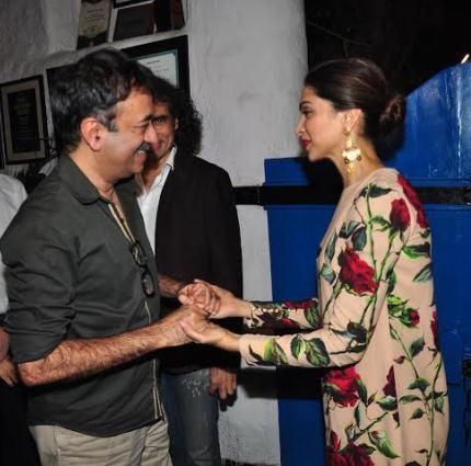 Ranbir – Deepika's impromptu party to celebrate Tamasha's success2