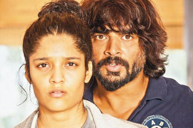 Ritika and Madhavan - Saala Khadoos