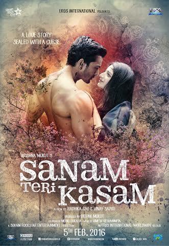 Sanam Teri Kasam poster out