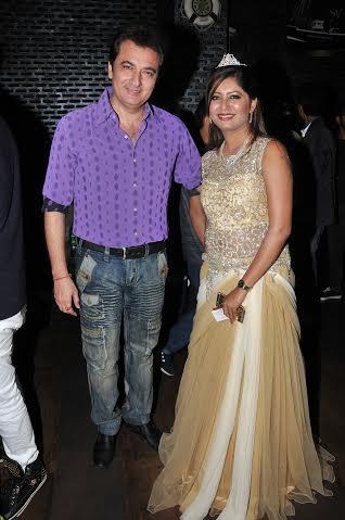 Sejal Mandavia with Avinash Vadhwan