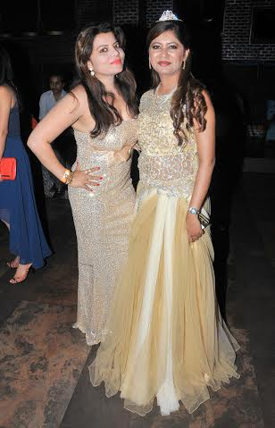 Sejal Mandavia with Shradhha Sharma