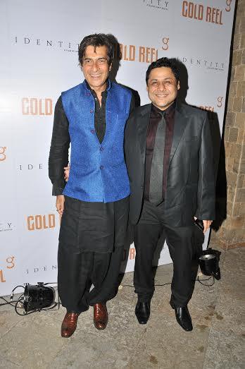 Sharad Kapoor with Sahadeb Chowdhury