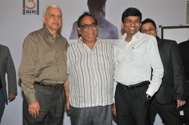 Shyam Shroff, SAtish Kaushik and Jayantibhai Gada