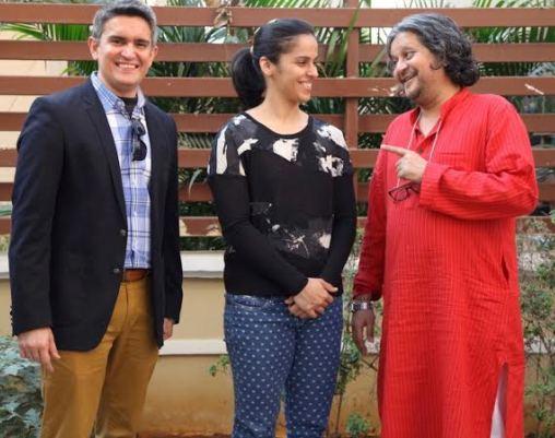 Sujay, Saina, Amol Gupte-