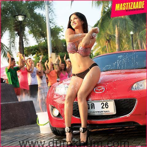 Sunny Leone in Bangkok