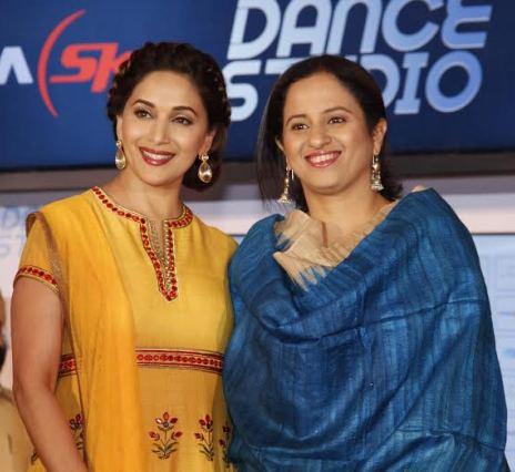 Tata Sky launches 'Dance Studio' powered by Dance with Madhuri