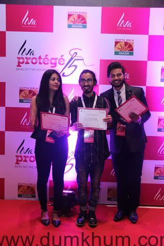 Winner Sagarika Joshi,Nitin gupta & riturana deori