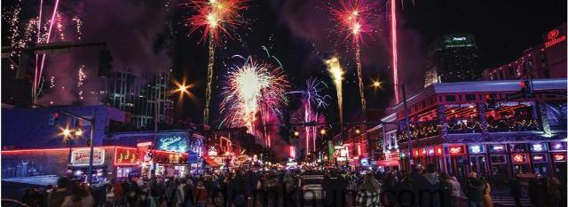 9 Awesome Spots to Celebrate New Year's Eve in the USA