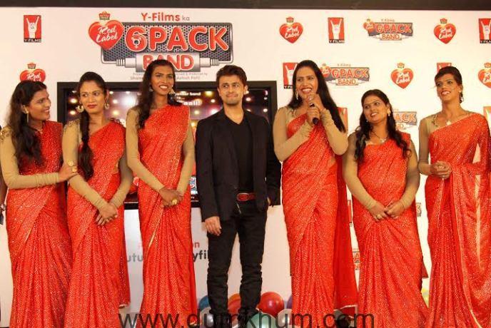 Y-Films, Sonu Nigam & Brooke Bond Red Label launch India's 1st Transgender Band!