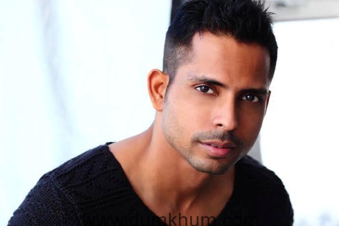 Actor Prashant Rai 1