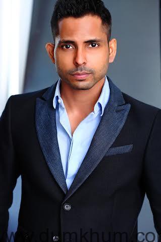 Actor Prashant Rai 2