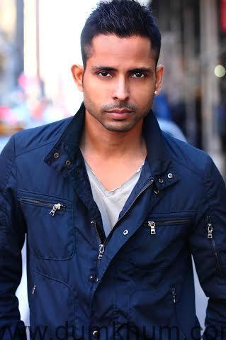 Actor Prashant Rai