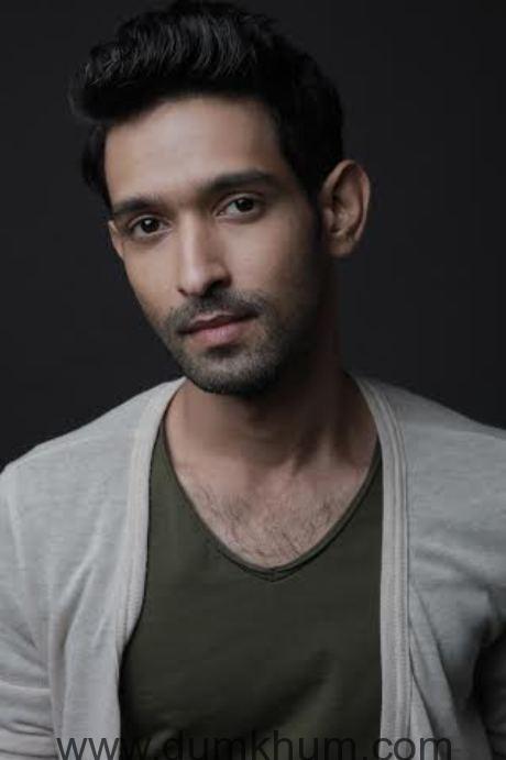 Actor Vikrant Massey