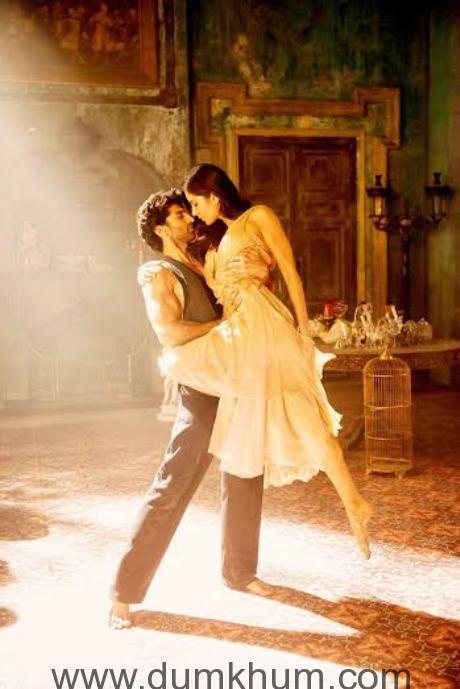 Aditya Roy Kapur and Katrina Kaif