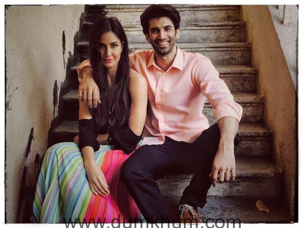 Aditya and Katrina