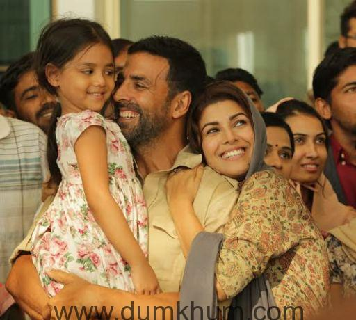 Airlift Trailer receives a huge round of Applause