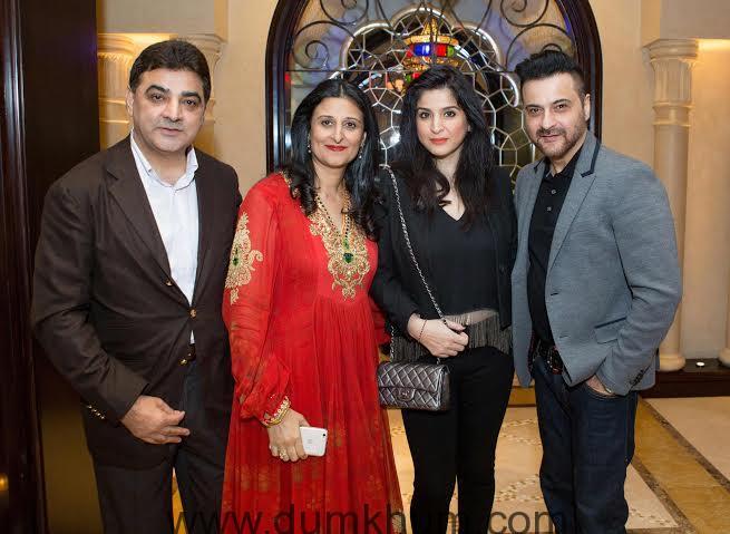 Ajay-Sethi,-Deepna-Sethi,Maheep-Kapoor-&-Sanjay-Kapoor.
