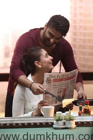 Arjun Kapoor, Kareena Kapoor Khan,