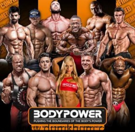 THE MOST ANTICIPATED ACTION PACKED EVENT 'BODYPOWER EXPO' TO COMMENCE ON 8TH JANUARY