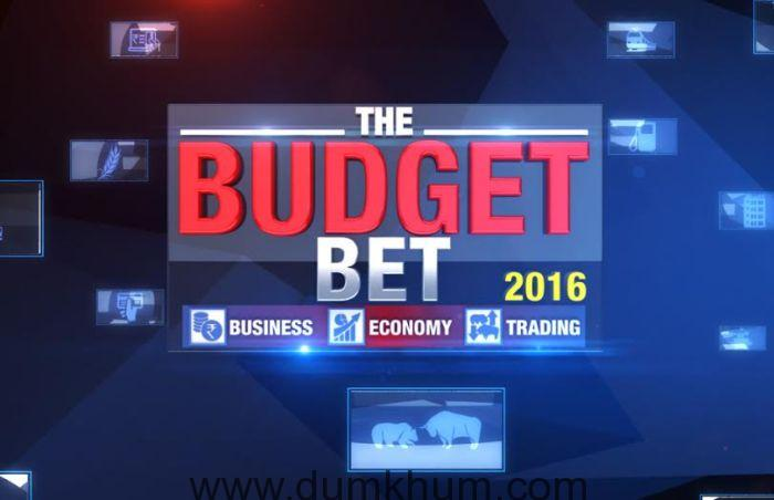 Budget BET 2016 N 1