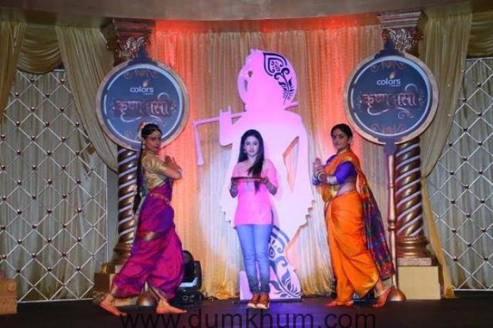 Chhavi Mittal, Sana Amin Sheikh and Indira Krishnan