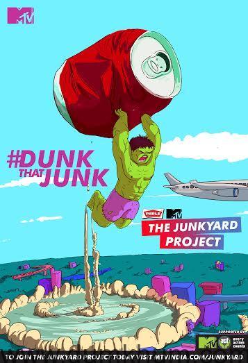Dunk That Junk -Hulk