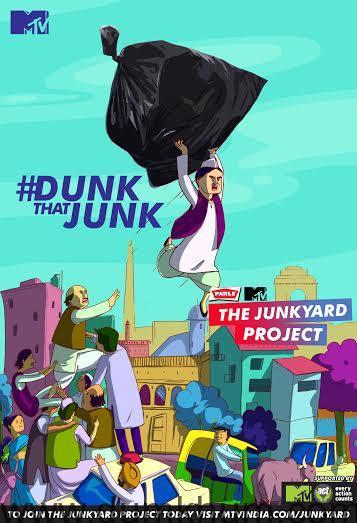 Dunk That Junk -Politician.