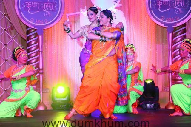 Indira Krishnan as Kumudini and Chhav ... form at COLORS' Krishndasi launch