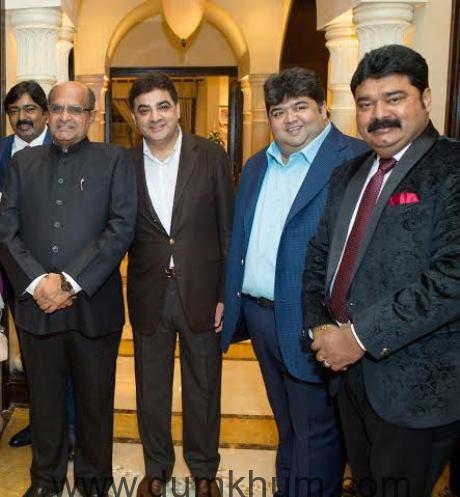 K.C. Tyagi, Ajay Sethi, Rajat Rawail & _______