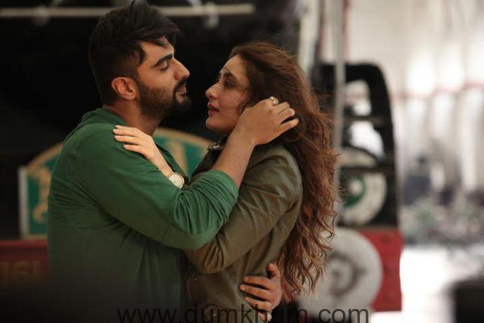 Ki and Ka (taken from ladKI and ladKA) starring Arjun Kapoor and Kareena Kapoor Khan -