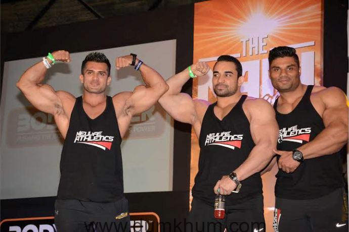 BIGGEST HEALTH AND FITNESS SHOWCASE 'BODYPOWER EXPO 2016' BOASTS OF A STELLAR LINE UP OF GLOBALLY RENOWNED ATHELTES