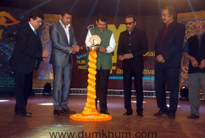 MIFF 2016 was inaugurated by the Maharashtra Chief Minister Shri Devendra Fadnavis and Minister of State for Information & Broadcasting Col. Rajyavardhan Rathore in Mumbai today