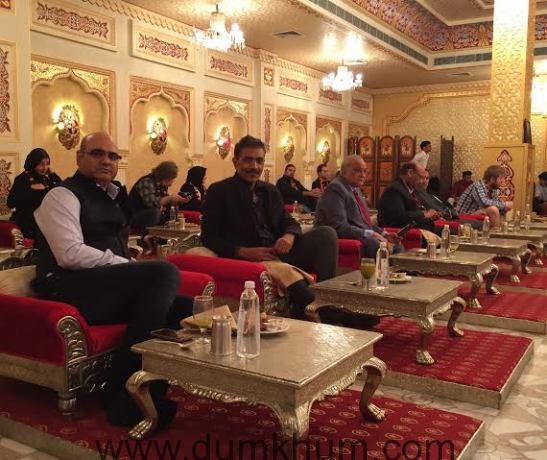 Prakash Jha Gets A Royal Felicitation At Jaipur International Film Festival-