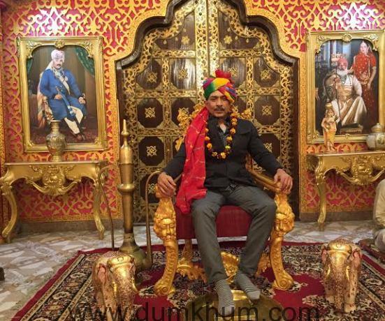 Prakash Jha Gets A Royal Felicitation At Jaipur International Film Festival